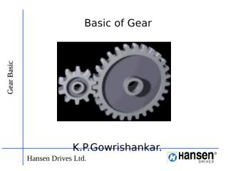 Basic of Gears.ppt