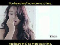 Ma Boy-Sistar19 Lyrics Video (English, Korean, Romanization)