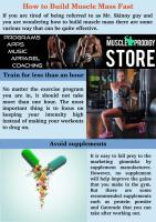 How To Build Muscle Mass.pdf