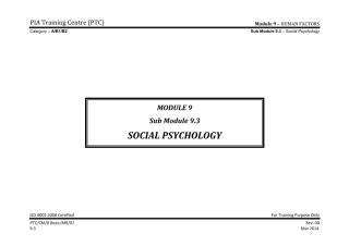 Module 9 (Human Factors) Sub Module 9.3 (Social Psychology)_Rev 1_Sep 2013.pdf