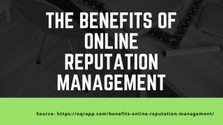 The Benefits of Online Reputation Management.pdf