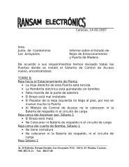 Informe sobre Estado Control de Acceso nuevo.doc
